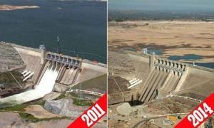 Folsom Lake Dam