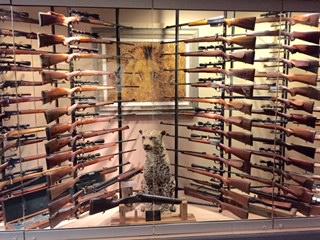 A Trip to the National Firearms Museum   ILEANA JOHNSON