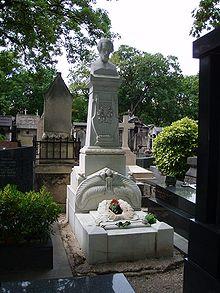 Tomb of Heinrich Heine