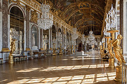 Versailles Hal of Mirrors