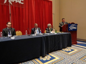 CPAC Panel on Immigration 2015