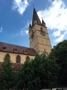 Catholic Church in Sibiu