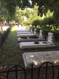 Fallen heroes Brasov 12-22-1989