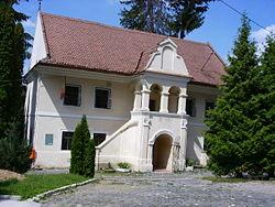 Schei First Romanian School