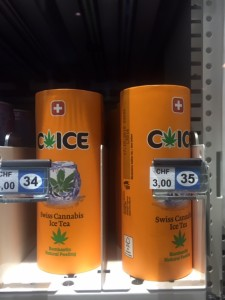 Swiss Cannabis Tea