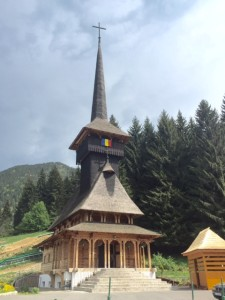 Wood Church Poiana Brasov 5-21-15