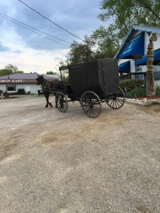 Kidron, Ohio, Amish country