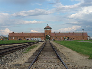 Auschwitz today