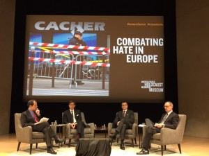 Combating Hate in Europe photo