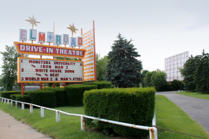 Elm_Road_Drive-In_Theatre in Ohio