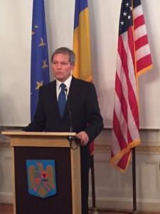 Dacian Ciolos, Prime Minister of Romania